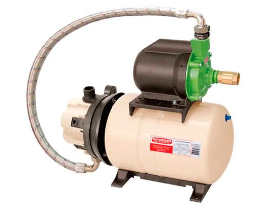 Sistema de Pressurização Schneider SKID